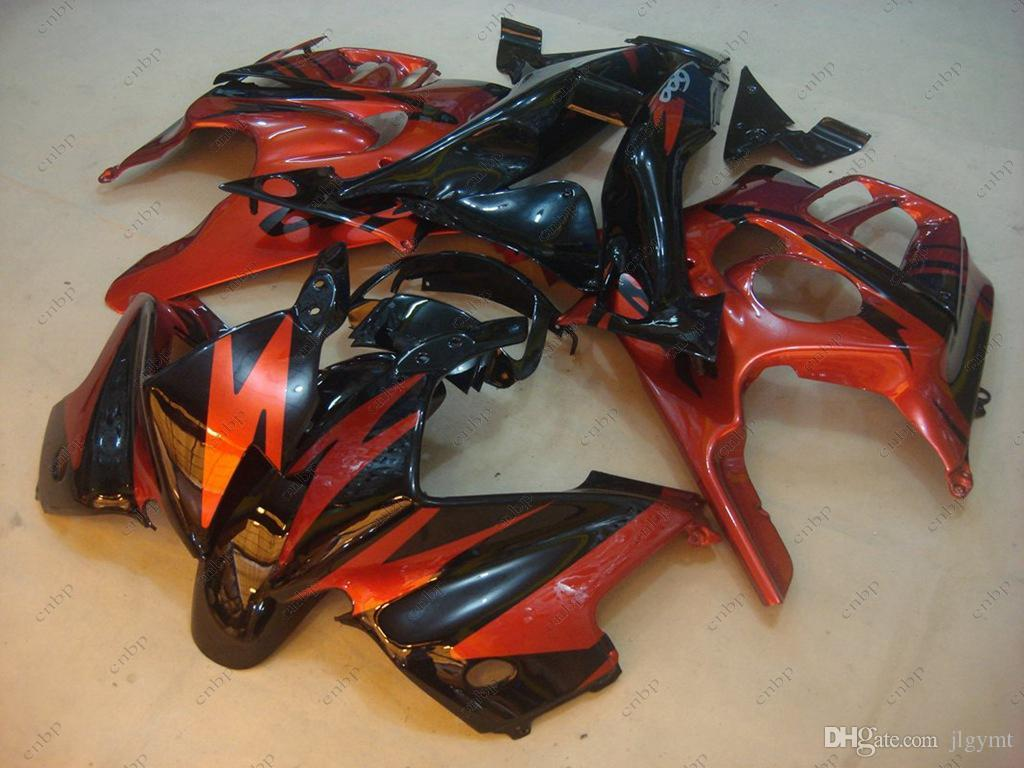 ABS Fairing CBR600 F3 95 96 Bodywork CBR600F3 97 98 Black Red Body Kits for Honda Cbr600 1996 1995 - 1998