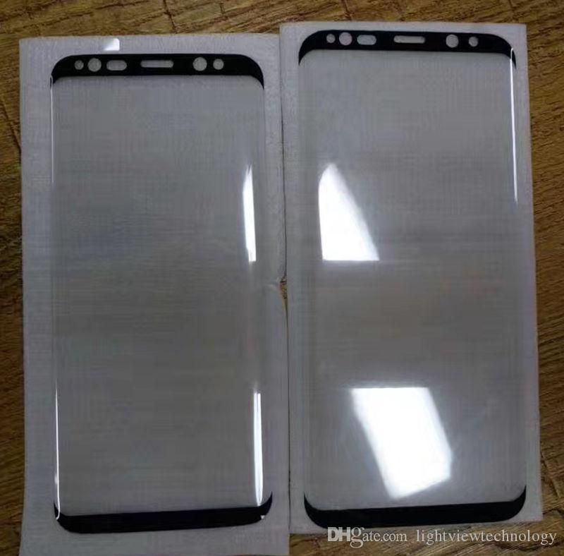 samsung galaxy s8 phone case with screen protector