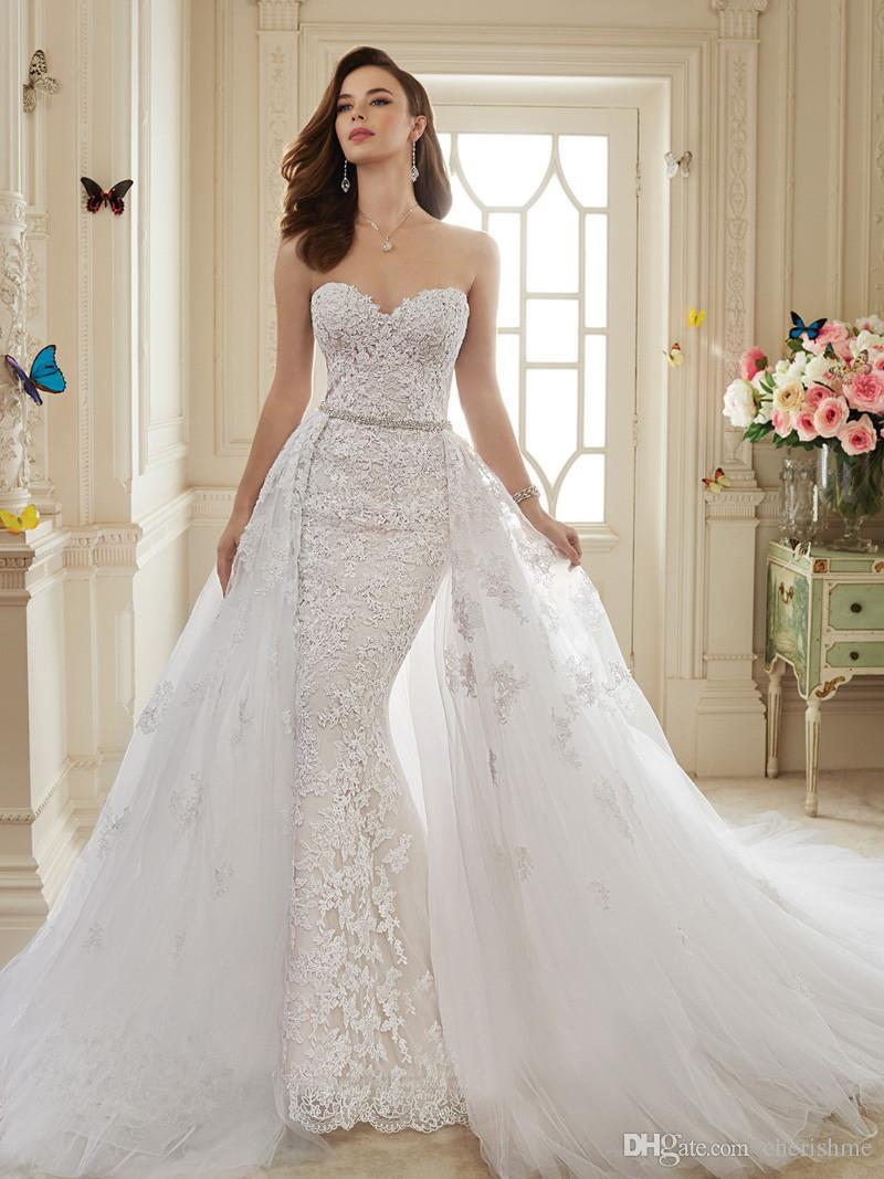 ZQ036 2017 New Special Modern Sexy Mermaid Styles Wedding Dresses ...