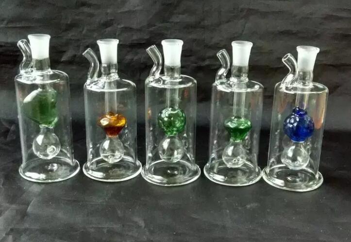 küçük çilek Nargile cam Nargile çeşitli, saksı aksesuarları, cam bongs, cam su borusu, sigara, renk stil rastgele yanan göndermek