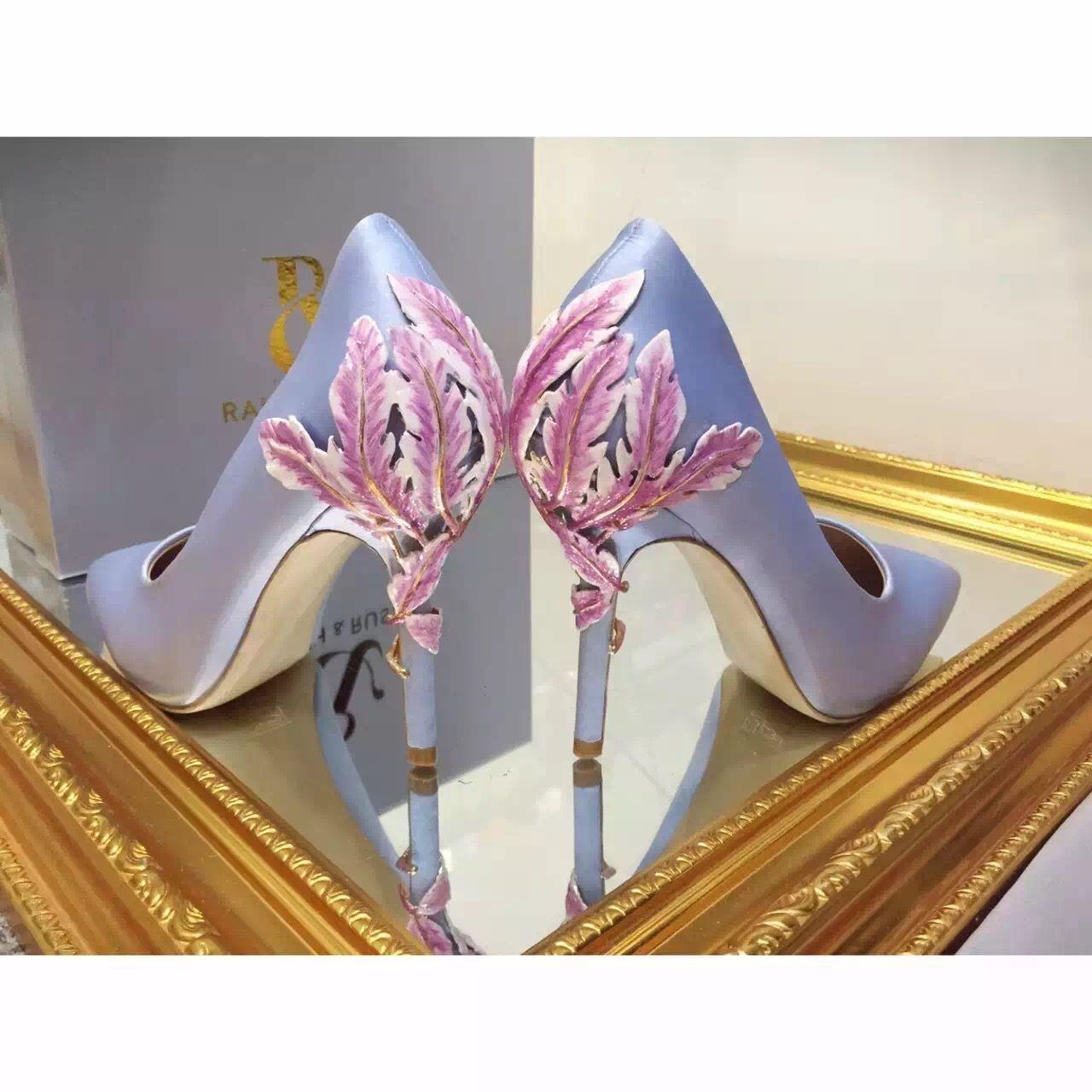 Wedding Silk Crystal Bridal Shoes