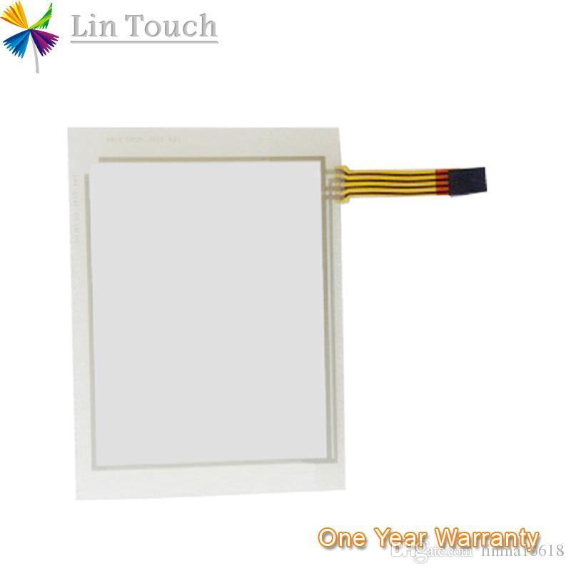 NOVA VT515W VT 515 W VT515W00000 HMI tela sensível ao toque da tela de toque do PLC membrana touchscreen Usado para reparar a tela sensível ao toque