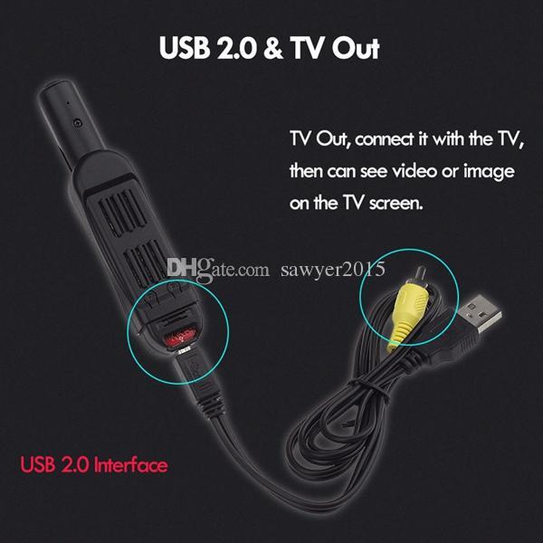 Mini fotocamera T189 Mini DV Videocamera HD 1080P 720p Micro Pen Pen Pinhole Camera Digital Voice Recorder Mini Camcorder Supporto TF Card