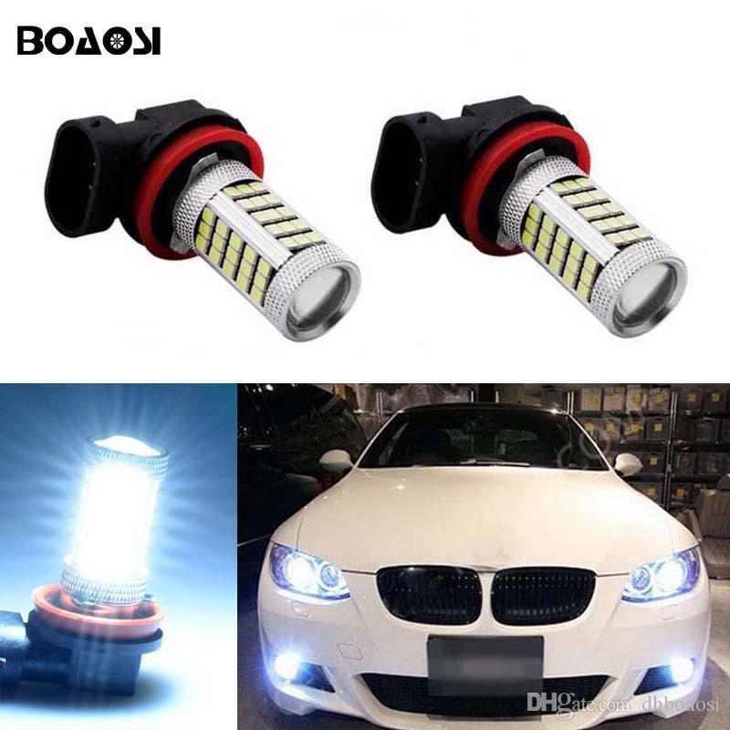 9006 HB4 автомобилей светодиодные фары Противотуманные фары лампы для BMW E63 E64 E46 330ci