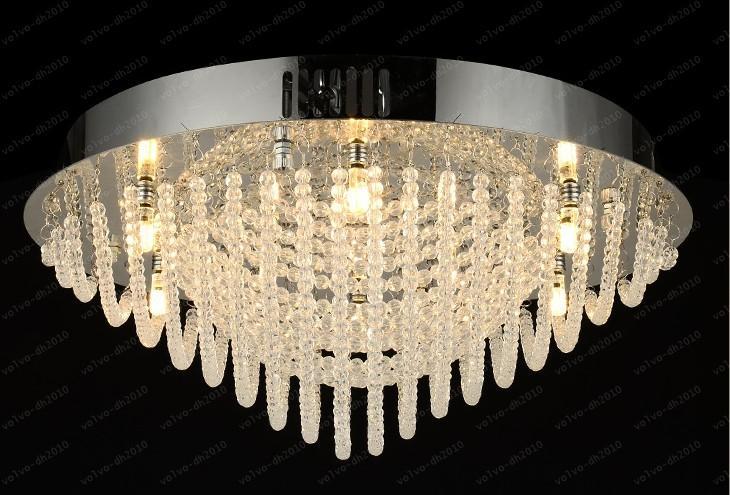 Moderne Lampen 87 : Großhandel moderne kristall led lampen luxus ananas perlen