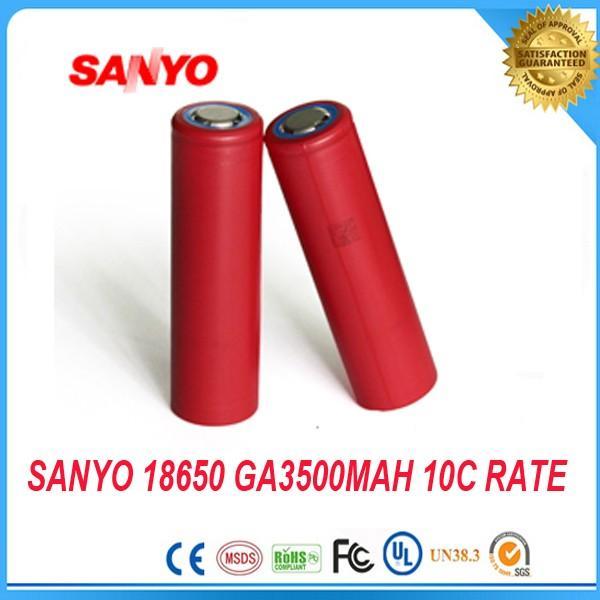 SAN-YO-18650-GA3500