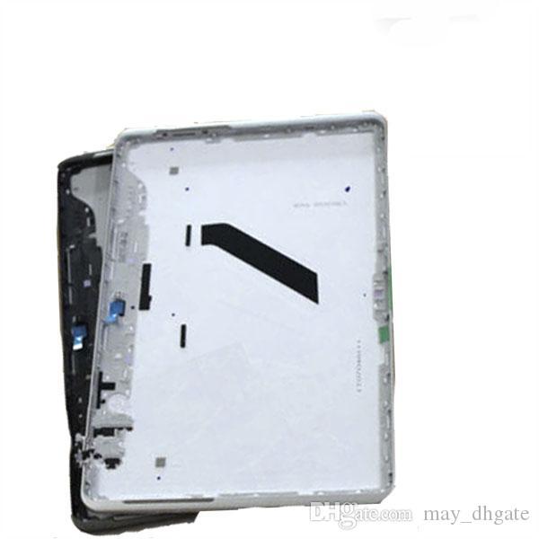 P5100 Alloggiamento dello sportello posteriore dello sportello della batteria Alloggiamento per Samsung Galaxy Tab 2 Alloggiamento in plastica posteriore P5100