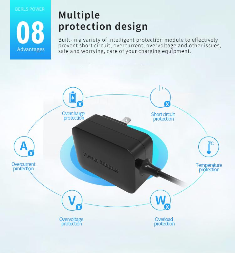 Small Size AC 100 240V To DC 12V 0 5A US Plug Adapter Charger Power Adapter  For Router Switching Power Supply Wiki Switching Supplies From Xinyuwei,