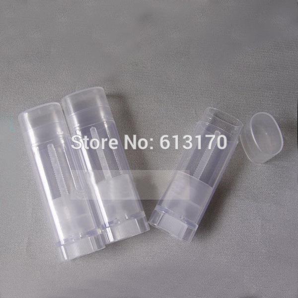 2016 neue ankunft 5g lippenbalsam rohre 5 ml leere lippenstift klar diy bilden lipgloss verpackungsbehälter