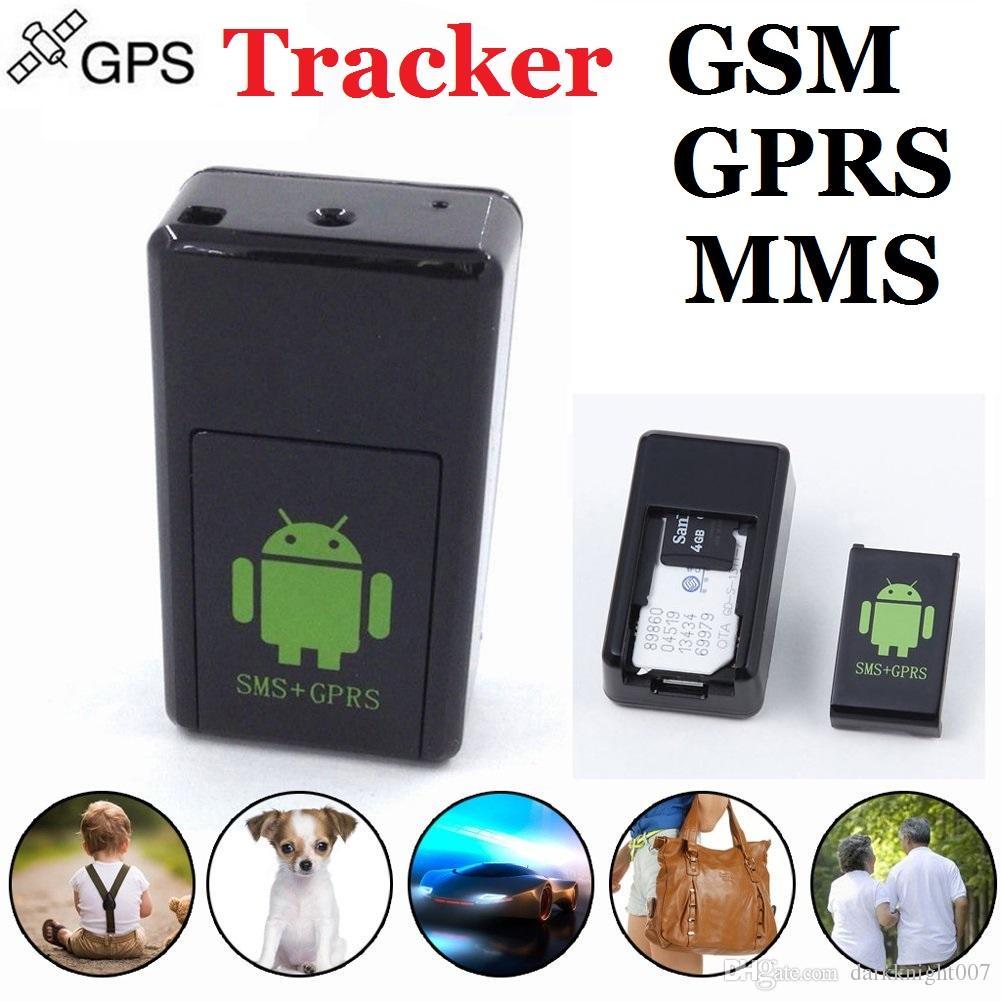 Kleinster MMS Locator Foto Video Gsm Gps Tracker mit Motion Detect für Kinder Haustiere Elder Cars Anti verloren Alarm