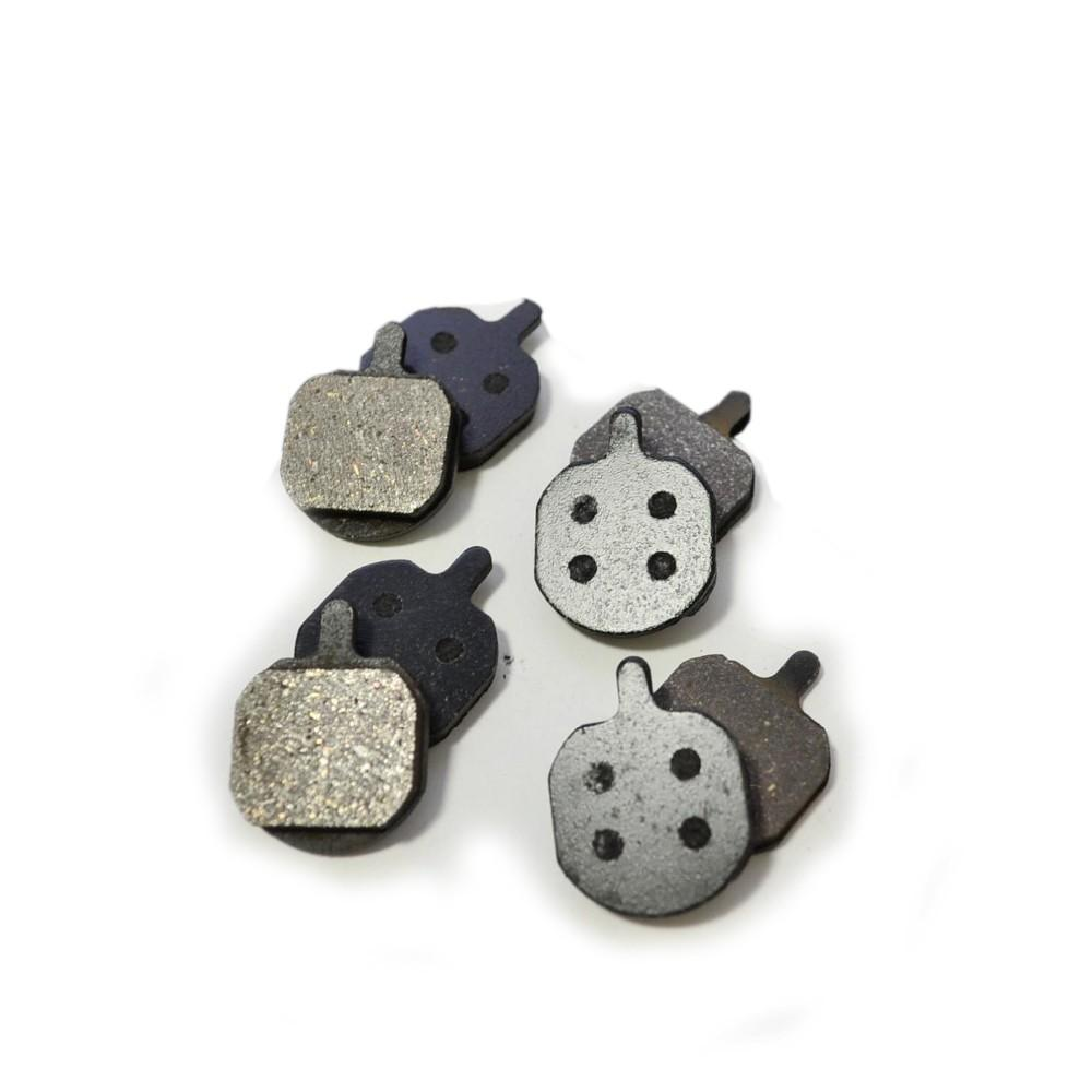 Canjie Semi Metallic Bicycle Disc Brake Pads For Hayes Sole Mx Series(Package 4 Pair) 1