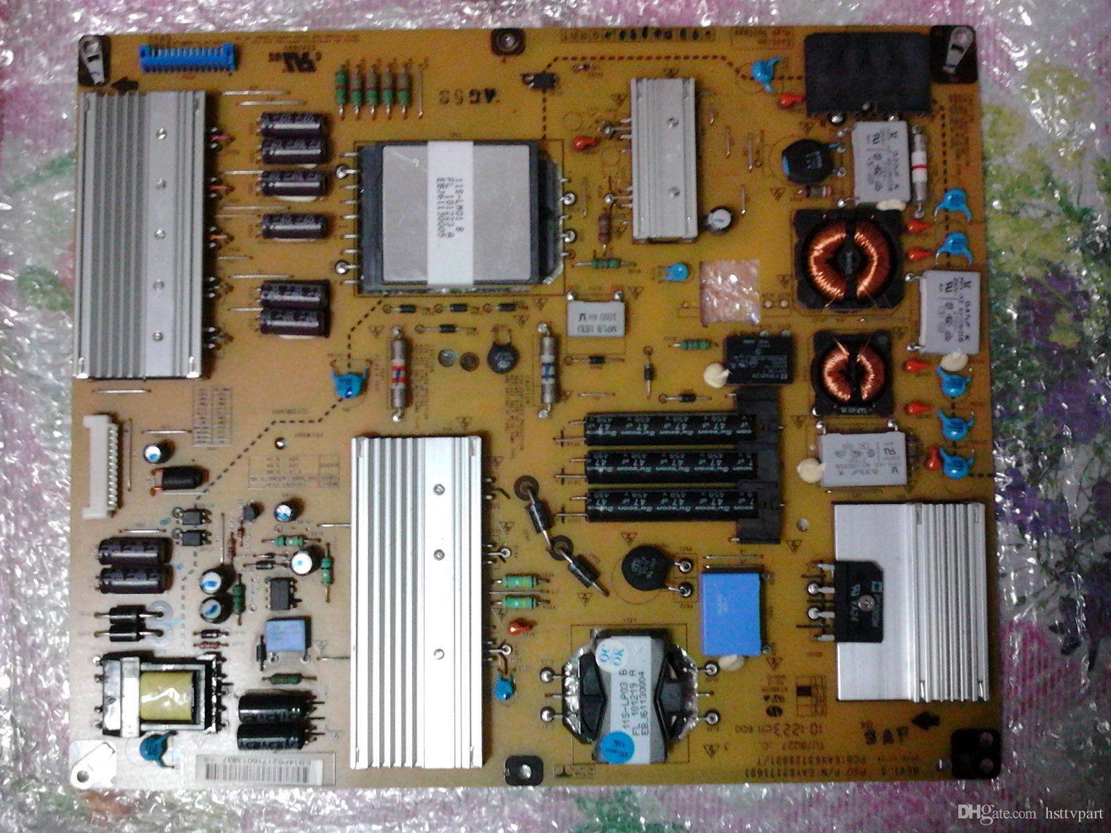 NOUVELLE carte d'alimentation d'origine 42LV3600 EAY62171601 EAX64484801 LGP4247-11SPL
