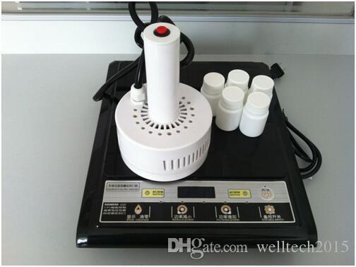 Ручная машина запечатывания 500e электромагнитной индукции для медицинской пластичной машины 20mm до 100mm 220V уплотнителя индуции крышки бутылки
