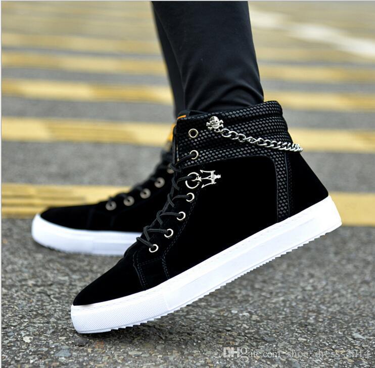 Men's Designer Shoes Fashion 81