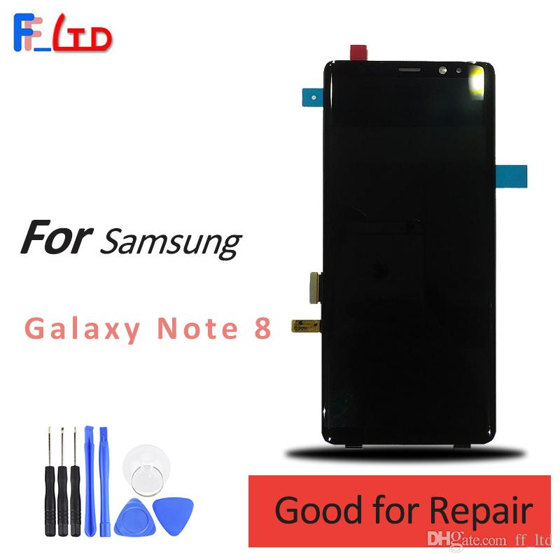 Digitizer 6 Lcd com Price Screen 8 For Display Dhgate Note Ff 139 ltd Inch Samsung Original Galaxy From 97 2020 Replacement Wholesale 3