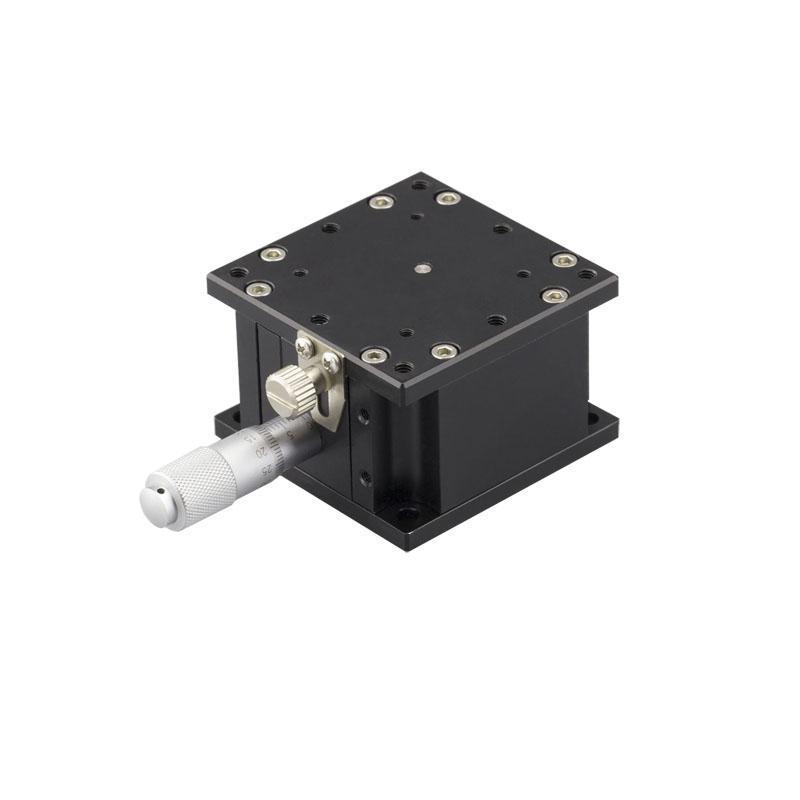 PDV 판매 정확한 수동 리프트 Z 축 수동 연구소 잭 엘리베이터 광학 슬라이딩 리프트 6mm 여행 PT-SD60