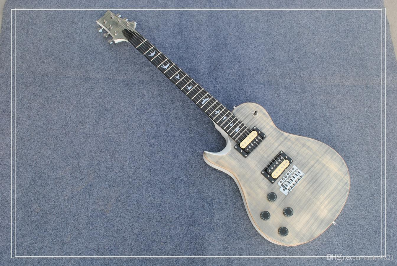 Custom Left Hand Electric Guitar IN White Best Selling OEM Guitar Free Shipping
