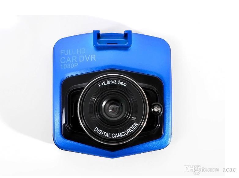"""1080p 2.2""""ЖК-автомобильный видеорегистратор камера ИК ночного видения видео тахограф G-сенсор парковки видеорегистратор камеры рекордер розничная упаковка коробки"""