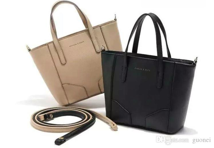 Nuevo bolso de la PU bolsos bolsas bolsas para mujer Hombro famoso Charles Marcas Bolsos Mensajero Moda Mini Keith Clutch XGIOJ