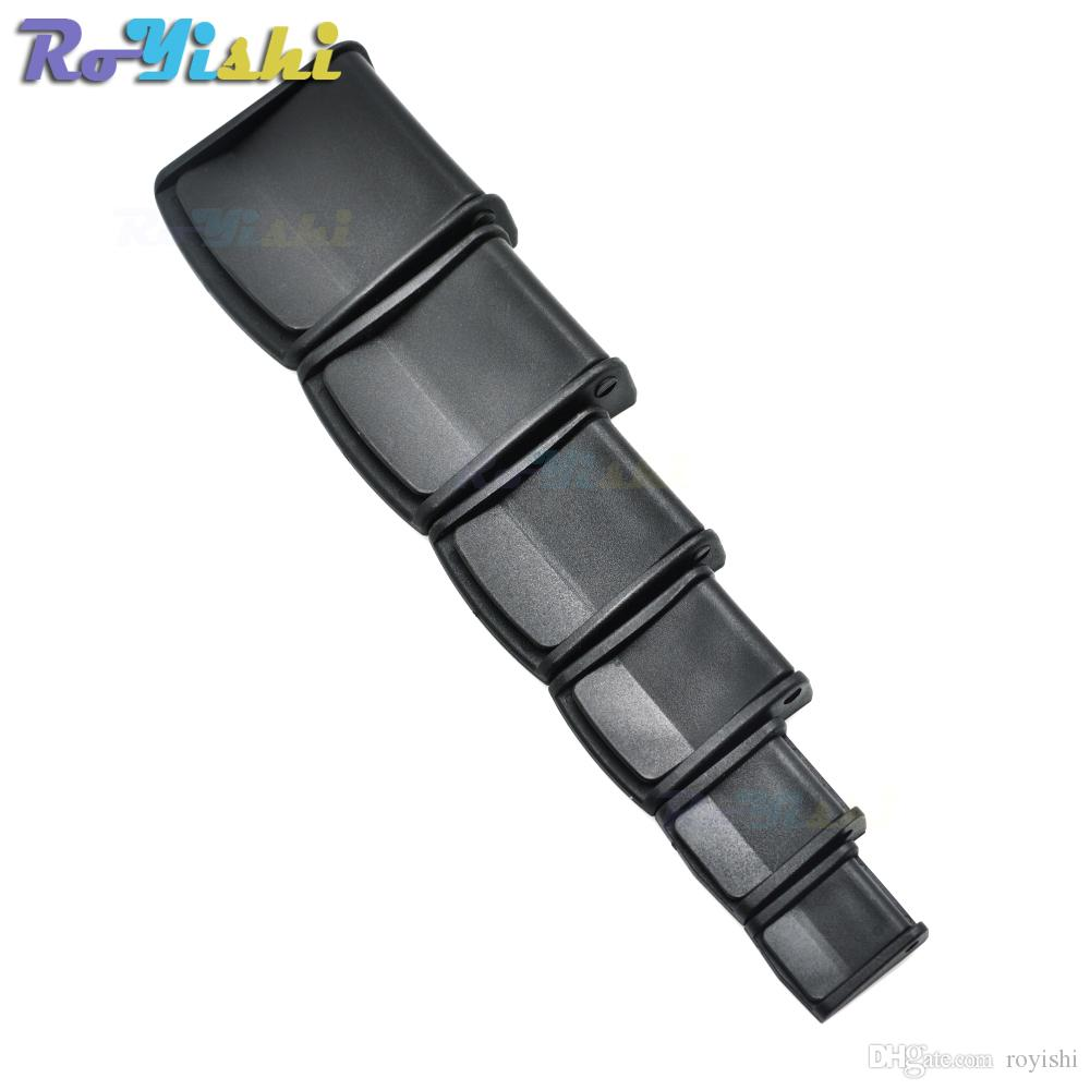 "Size 5//8/""~2/"" Cam Buckles Plastic Black Toggle Clip Backpack Straps Webbing"