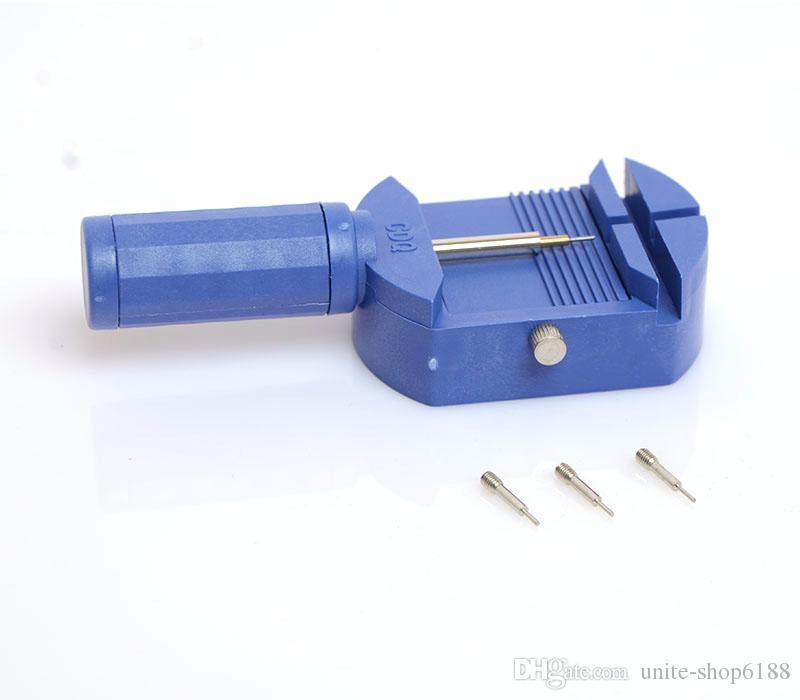 10шт смотреть группа ремешок браслет контактный регулятор Ссылка для удаления инструмент ремонта инструменты синий