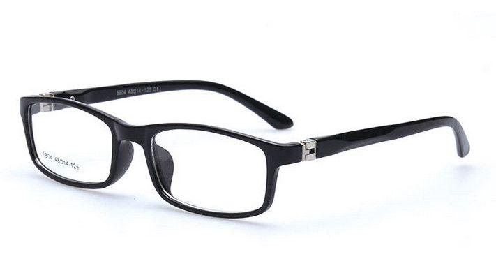 (10pcs / lot) Art und Weiseplastik scherzt optische Rahmenkindbrillen für Verordnung viele Farben annehmen Mischauftrag 8804