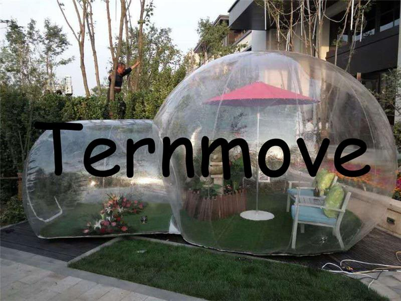 clear Bubble tent1