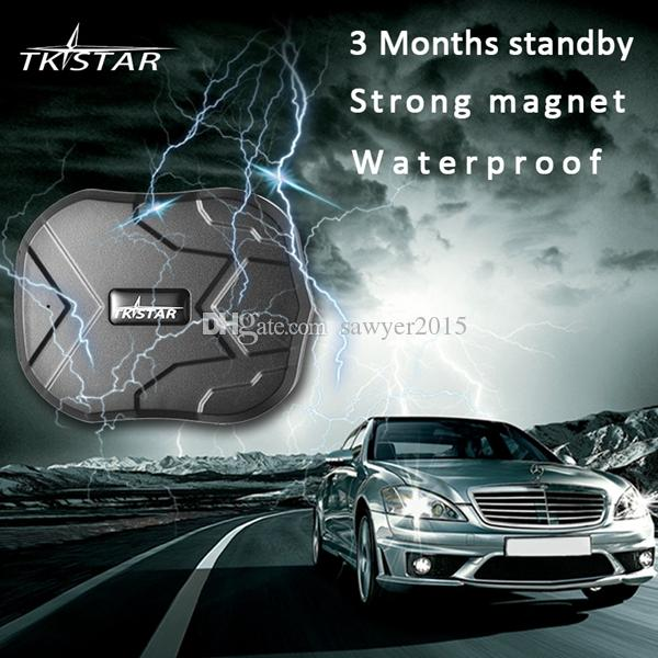 TKSTAR TK905 truck vehicle Tracker Car GPS Locator standby 90 days Waterproof magnet Real Time Position Lifetime Free Tracking