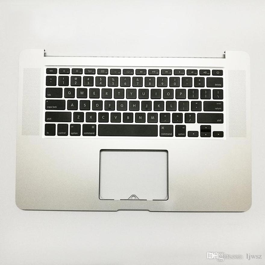 "NEW Top Case Palmrest With US Keyboard For Macbook Pro 15"" A1398 Retina Topcase 2013 2014 Years"