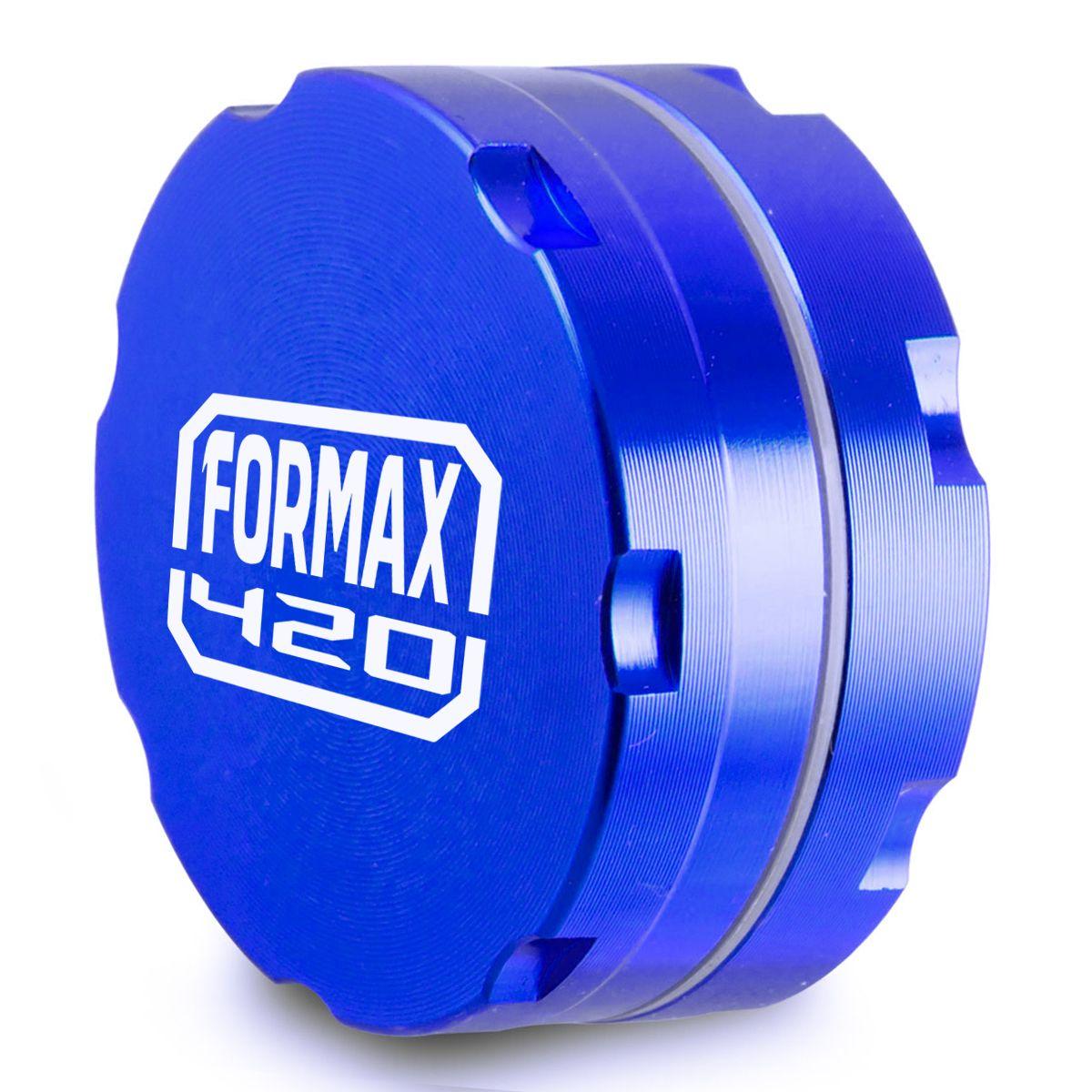 Formax420 1,5 Zoll Metall Herb Grinder 2 Schichten Grinder Viele Farben erhältlich Kostenloser Versand