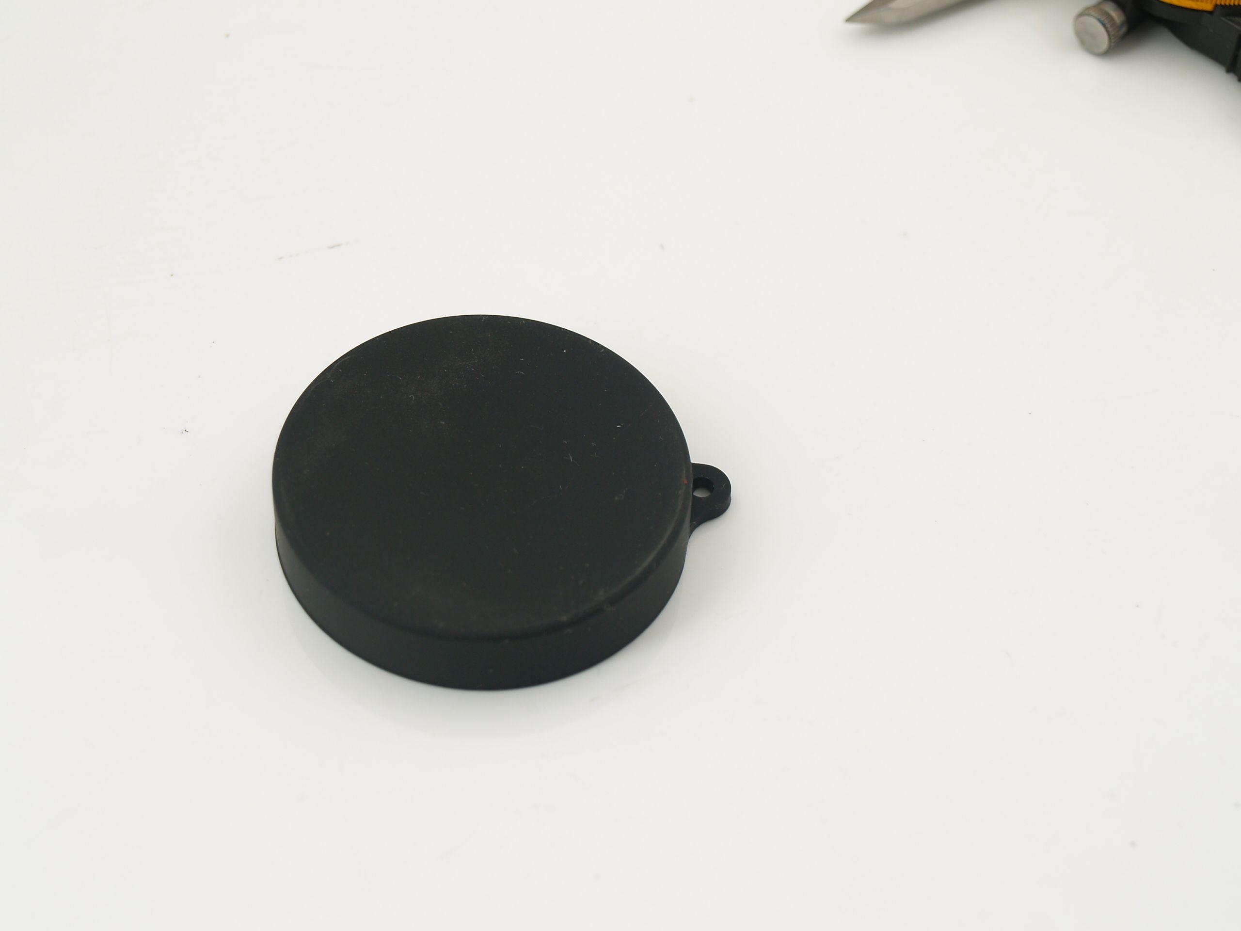 M44 copertine Lenti 44mm per smacchiatura lente reflex Scopes telescopio binoculare posteriore cappuccio parapolvere cappuccio parapolvere gomma guardia c