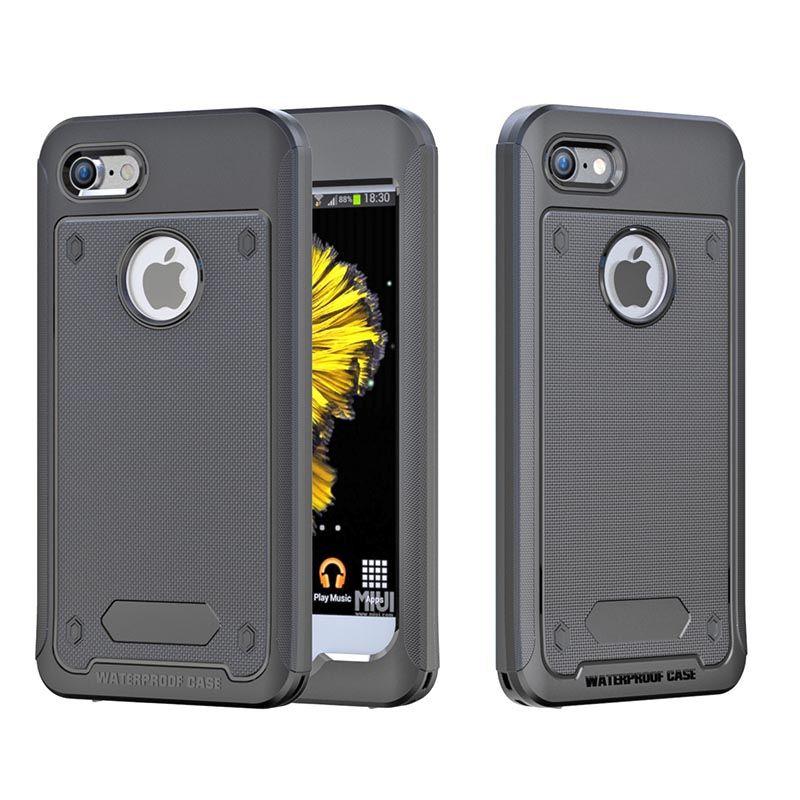 Impermeável capa para a Apple Samsung à prova de choque durável sujeira neve Cases Prova tampa do telefone ao ar livre Fundas w Caixa / Retail