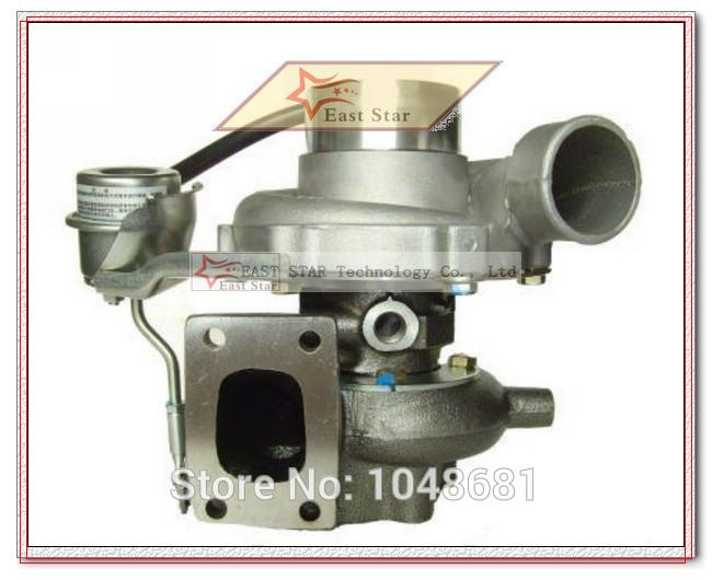 TB25 471024-7B 471024 14411-24D00 14411 Turbocompresor 24D00 Turbo para NISSAN Hino Gold Dragon motor intermedio Motor FD46 con juntas