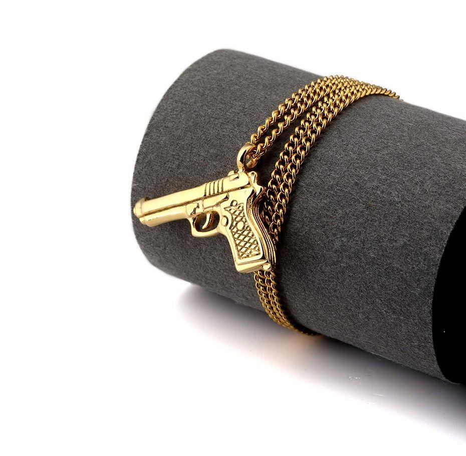 Gun Pendant Necklace_06