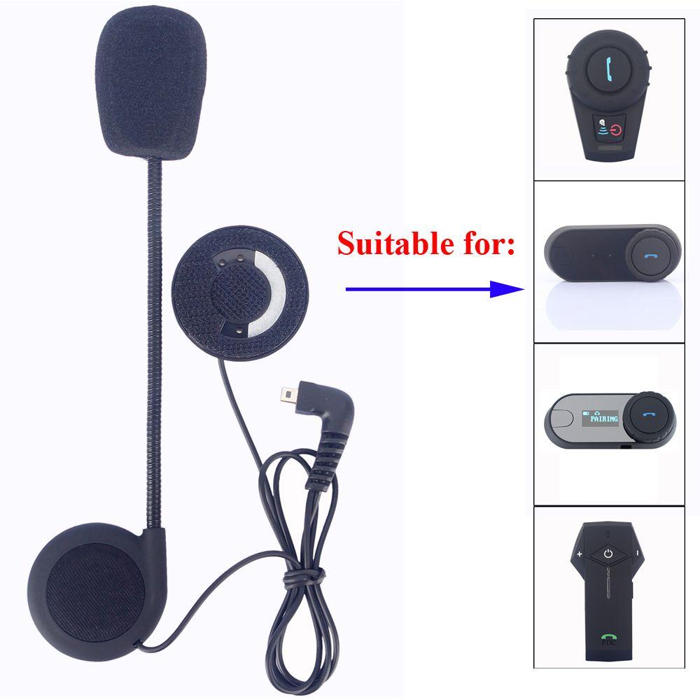 Compre Freedconn Micrófono Auricular Altavoz Partes Juego Para T Com02 T Comvb Tcom Sc Bluetooth Casco Auricular Accesorios A 6 07 Del Freedconn Intercom Es Dhgate Com