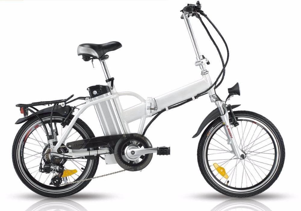 silver ebike battery