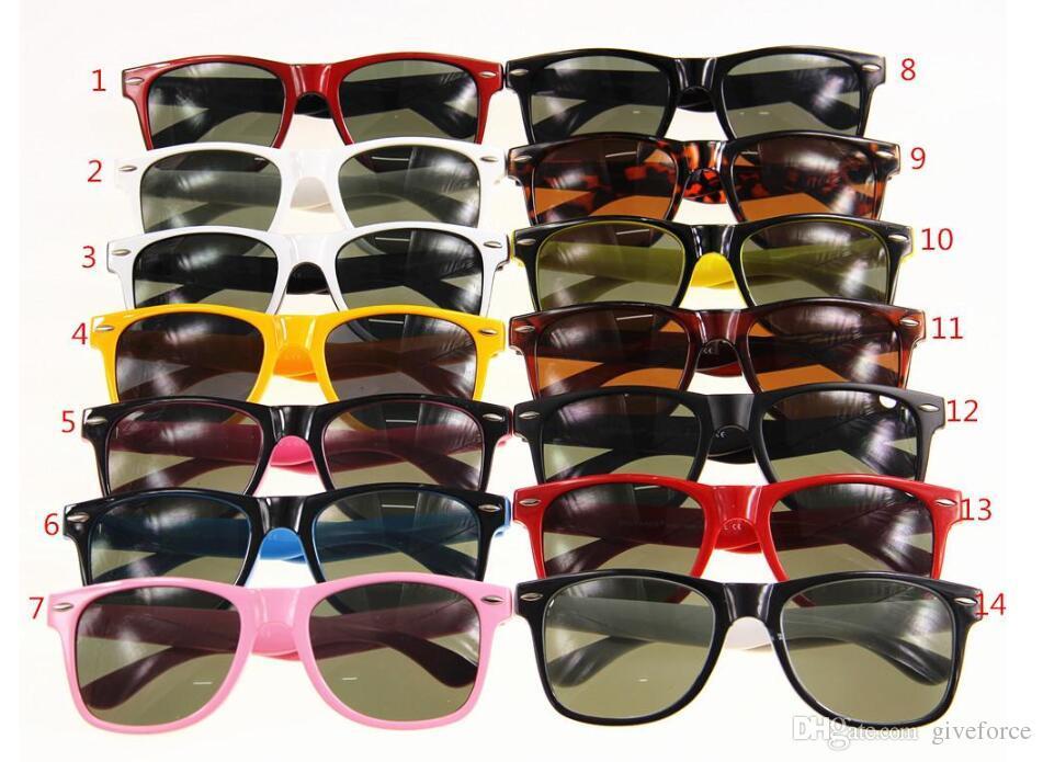 10pcs occhiali da sole unisex vendita estate occhiali da spiaggia fashion designer occhiali da sole drop ship