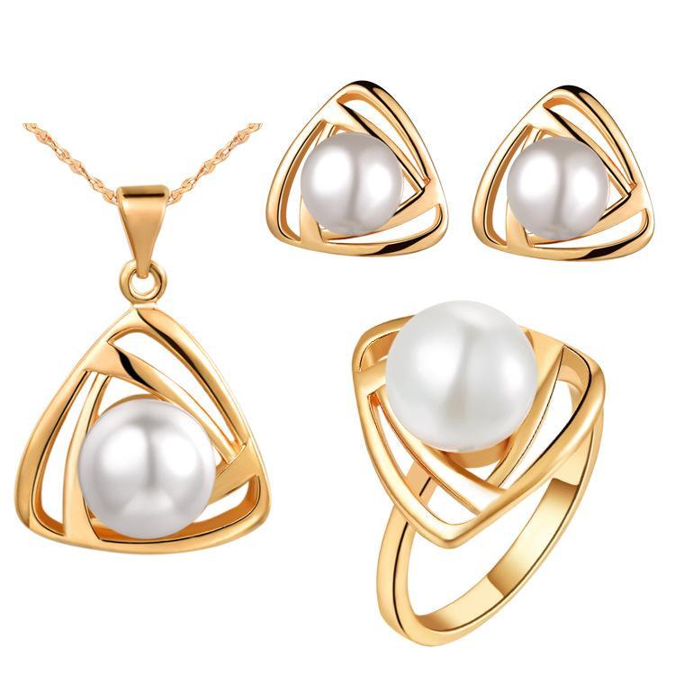 Argento 925 placcato NUOVO set personalizzato perla set due colori opzionale fine spazio di perla d'acqua dolce