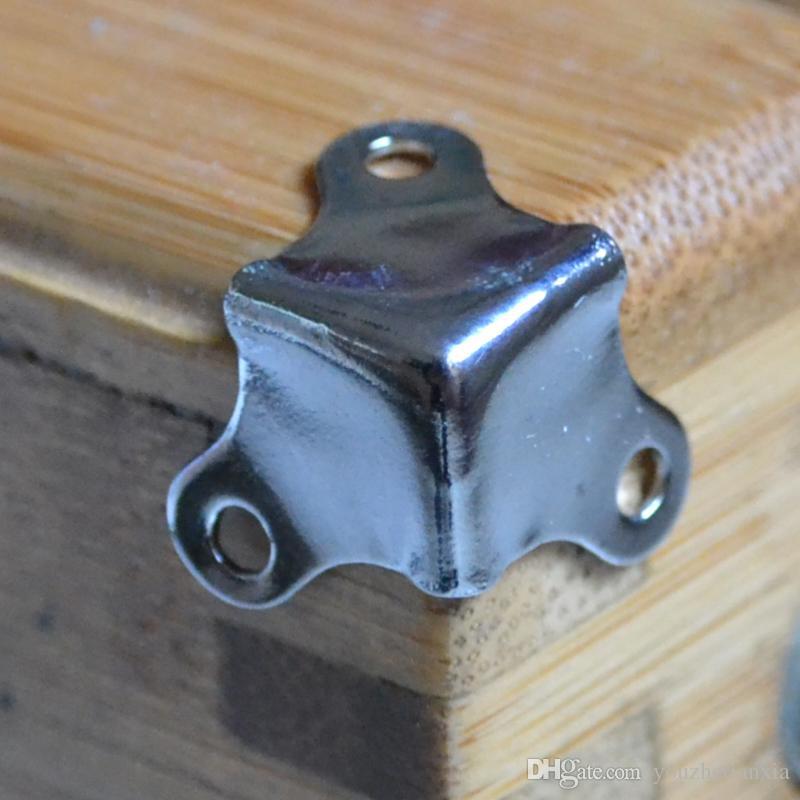 14 millimetri angolo staffa bagaglio in ottone parte di hardware hardware airbox angolo combinazione casella strumento angolo stereo