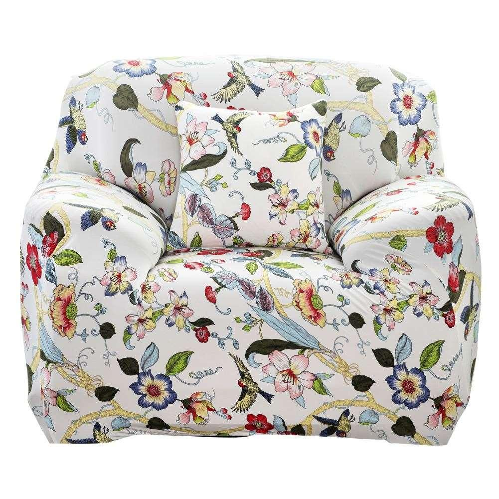 Astonishing 2019 Decorative Sofa Cover Floral Printed Cloth Art Spandex Stretch Slipcover Sofa Sets Single Two Three Four Seater From Tanguimei1 21 99 Pabps2019 Chair Design Images Pabps2019Com
