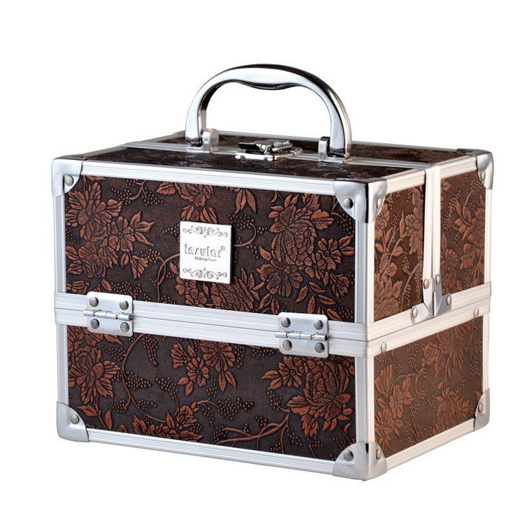 الجملة أزياء وماكياج حالة الألومنيوم حقيبة ماكياج المهنية حقيبة مستحضرات التجميل