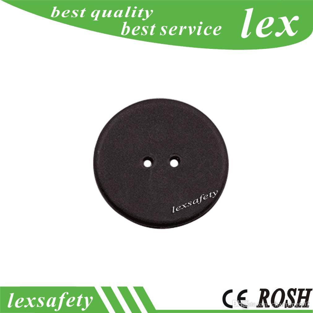 100pcs / lot ISO18000-6c Alien H3 UHF étiquettes de blanchisserie rfid imperméable pour vêtements, PPS UHF étiquettes rfid inscriptibles pour la gestion de la blanchisserie