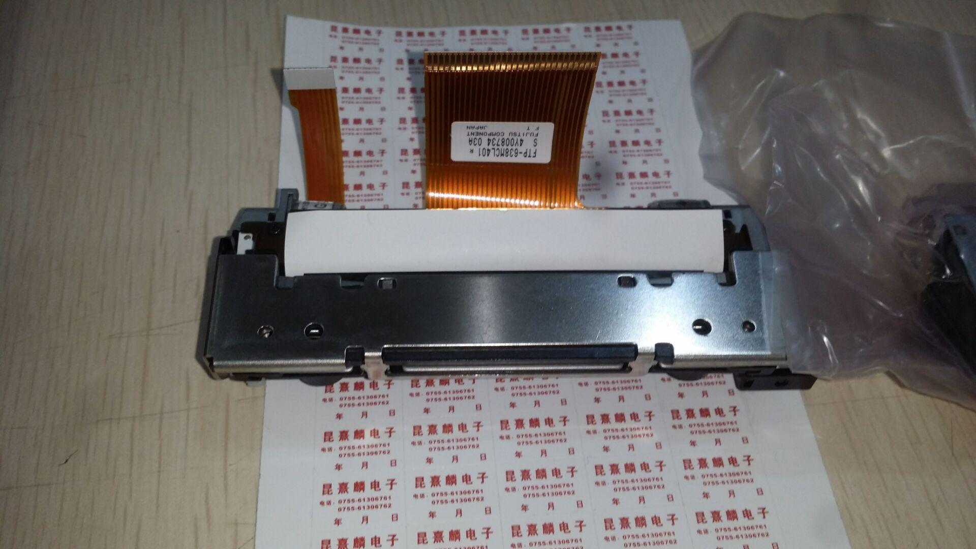 FTP-638MCL401 감열 식 프린트 헤드 새 원본
