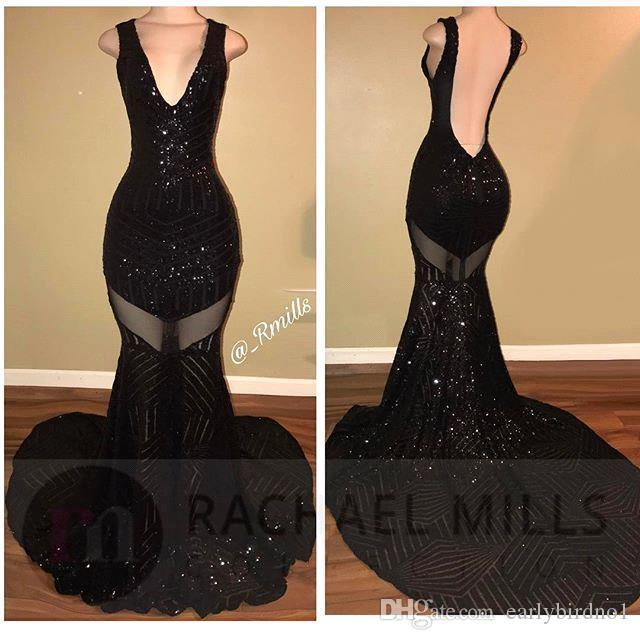 Fitted Floor Length Prom Dresses
