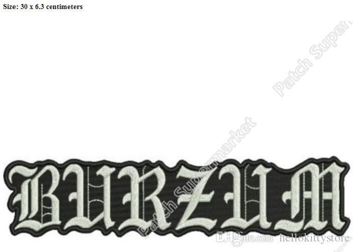 Patch 1Burzum black metal band.