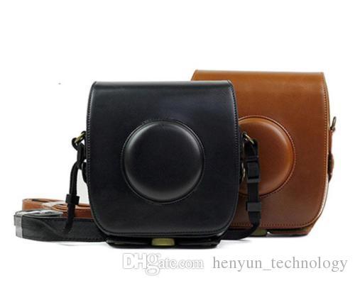 Новый кожаный чехол для камеры сумка для камеры FujiFilm Instax Square SQ10