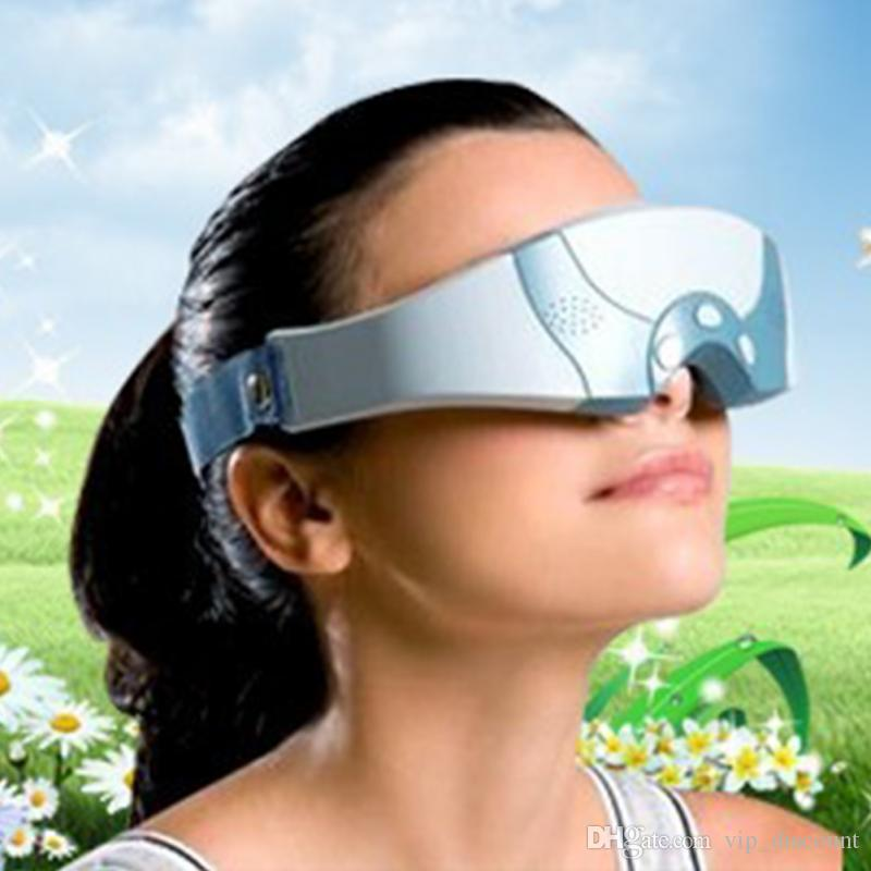 Soins de la santé Massage oculaire frontal avec prise US Eye Care Massager Lunettes usb Masque Migraine DC Soulager la fatigue * 41