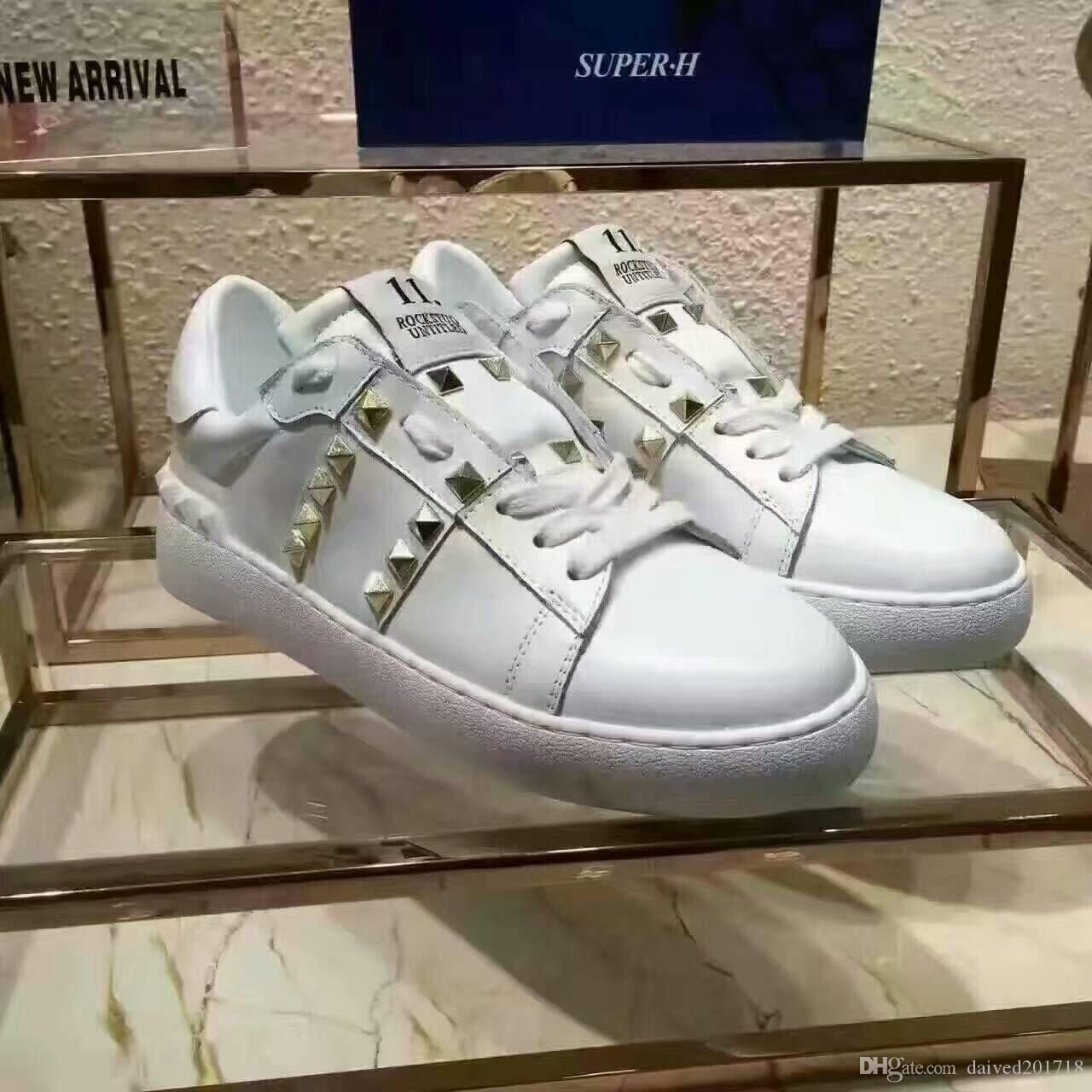 2017 European Luxury Style Casual Shoes Fashionhot Sale
