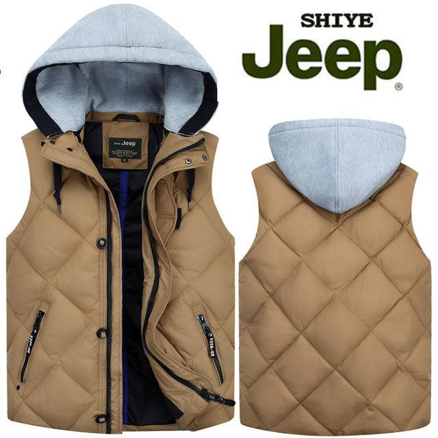 Wholesale- 2017 new arrival down vest super large high quality winter male fashion casual high quality plus size M L XL 2XL 3XL 4XL 5XL