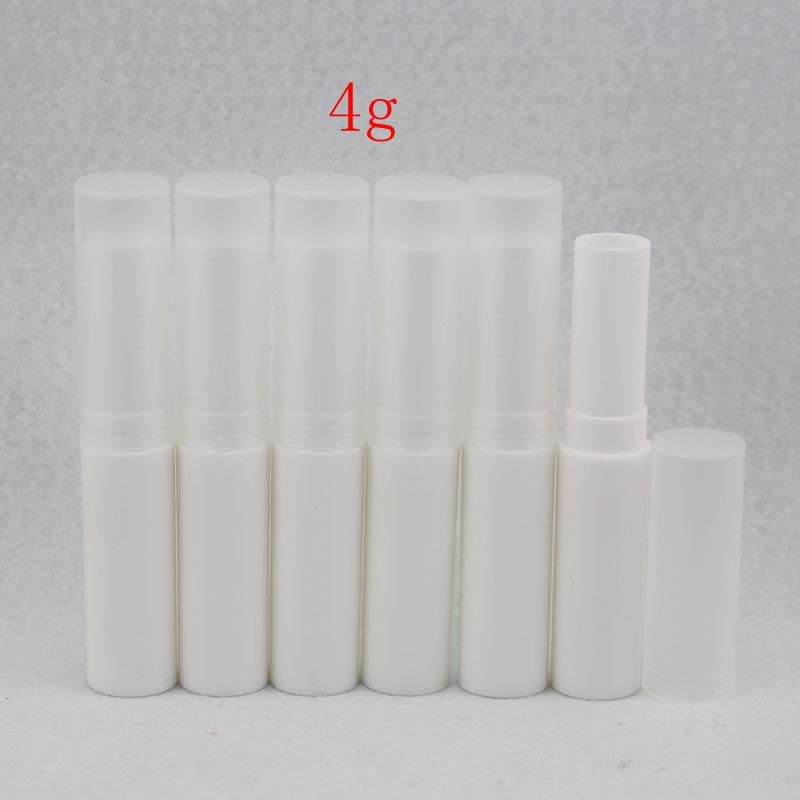 4g white lip balm tube (1)